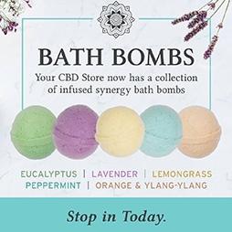 Sunmed CBD Bath Bomb