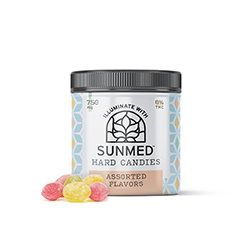 sunmed cbd hard candies