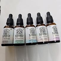 SunMed Broad Spectrum Vape Oil (VG Tinctures)