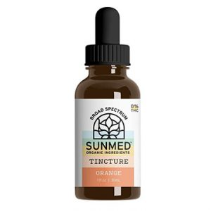 Sunmed CBD Oil Tinctures Fort Worth