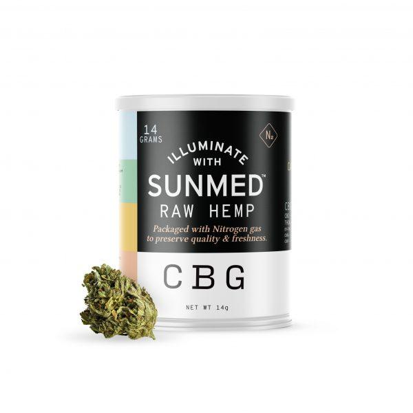 Sunmed CBD Flower CBG Rich