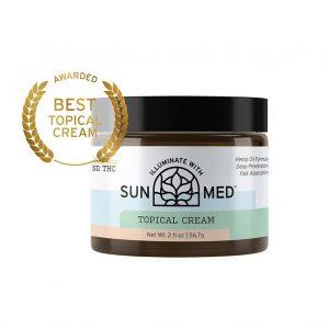 best award sunmed topical pain cream